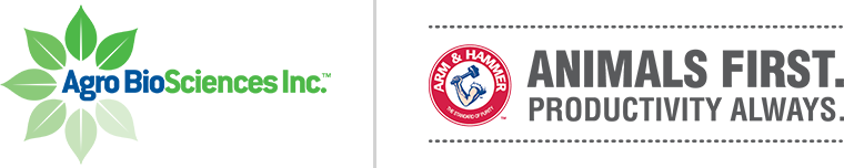 Agro Biosciences and Arm and Hammer logos